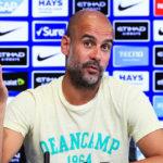 Guardiola Reveals Manchester City January Transfer Plans