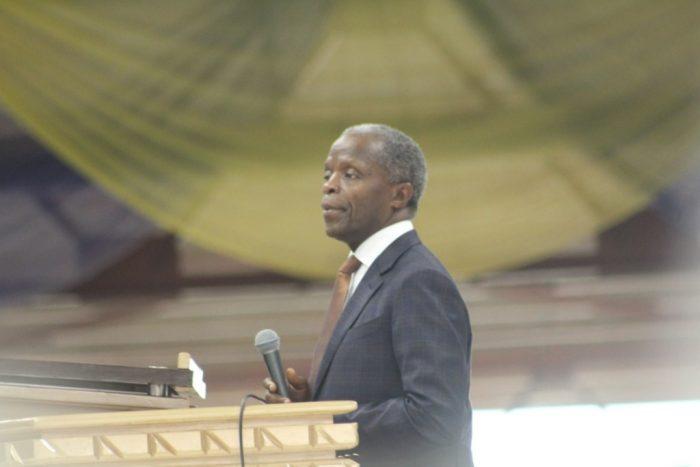 Nigeria's vice president, N90 Billion Poll Fund Scam