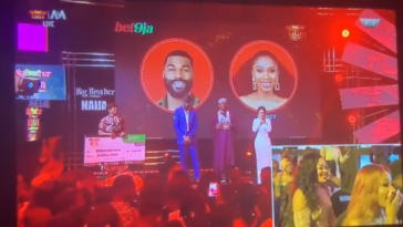 Mercy wins BBNaija 2019