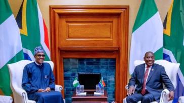 Buhari Full speech in south Africa