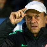 Gernot Rohr, of super eagles