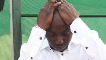 Samson Siasia, Hands ti head