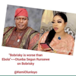 Bobrisky and Runsewe