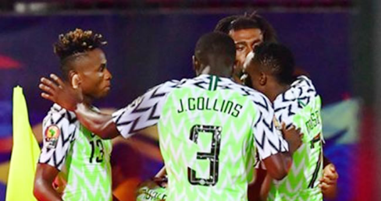 BREAKING: Super Eagles Beat Squirrels Of Benin 2-1