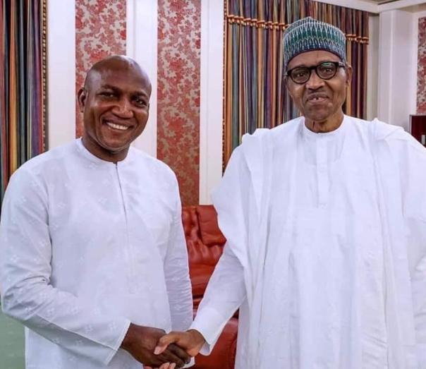 President Buhari Extends Congratulation To Bayelsa Governor-elect David Lyon