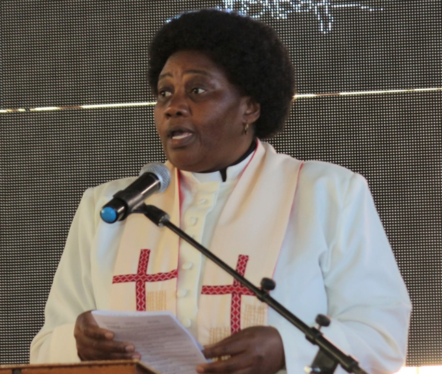 First Female Bishop Of The Methodist Church Elected In South Africa