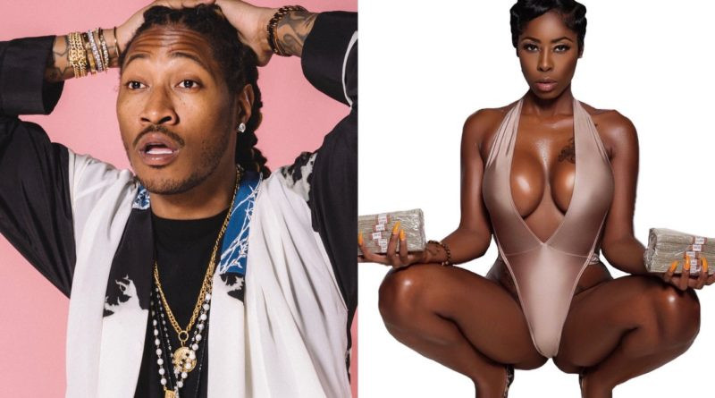 Future's Alleged Baby Mama Says He Is Trying To Use The Legal System To Silence Her