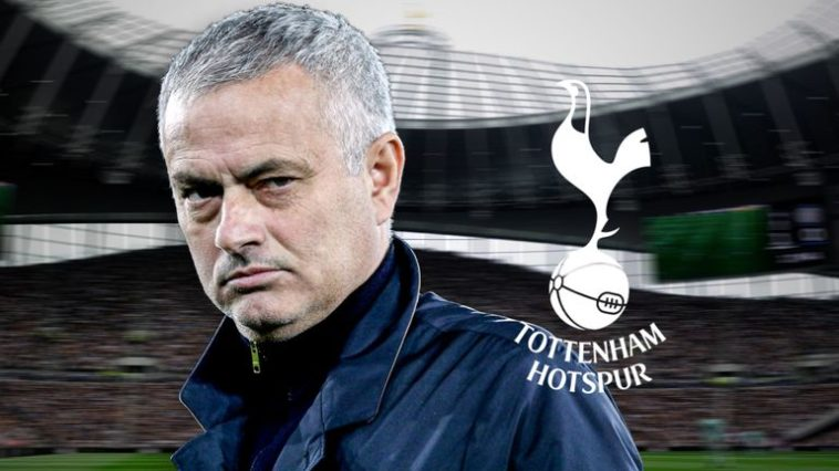 Jose Mourinho is now the second-highest-paid manager in the world following his new £15million deal with Tottenham Hotspur on Tuesday evening. The 56-year-old is only behind Manchester City manager Pep Guardiola in the ranking with the new deal with the Lilywhite took him to the second spot on the game's highest earners. The Portuguese manager is a top-notch manager having won 25 trophies in his career as a manager earn almost double of what Spurs paid Pochettino. Atletico Madrid manager Diego Simeone is in the third position, he earns £13m-a-year having been in charge of Atletico Madrid since 2011. Rafael Benitez earns £11.5m per season with Dalian Yifang that placed him on the fourth position while Fabio Cannavaro earns £10m at Guangzhou Evergrande. Real Madrid manager Zinedine Zidane shares the fifth spot with Cannavaro, he earns £10m per season at Real Madrid. Antonio Conte comes next with his £9m-a-season salary at Inter Milan. See Also | Gareth Bale Set To Sign For Shanghai Shenhua Paris Saint-Germain's Thomas Tuchel is paid £8m per season, Barcelona Ernesto Valverde earns £8m per season while Liverpool Jurgen Klopp earns £7m-a-year salary.