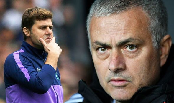 Jose Mourinho Wants Mauricio Pochettino's Job At Tottenham