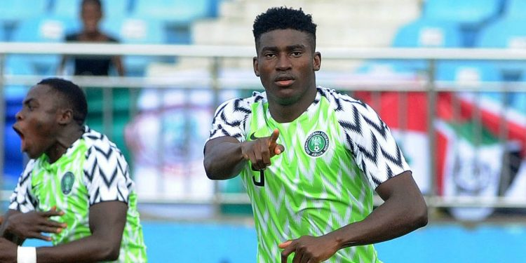 Nigeria-U23 AFCON Team Crash Out Of The Competition