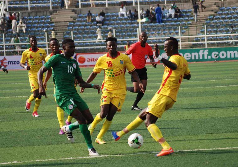 Super Eagles Dismantle Lesotho 4-2