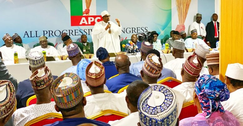 Nigeria's President Buhari Speaks On Third Term Ambition