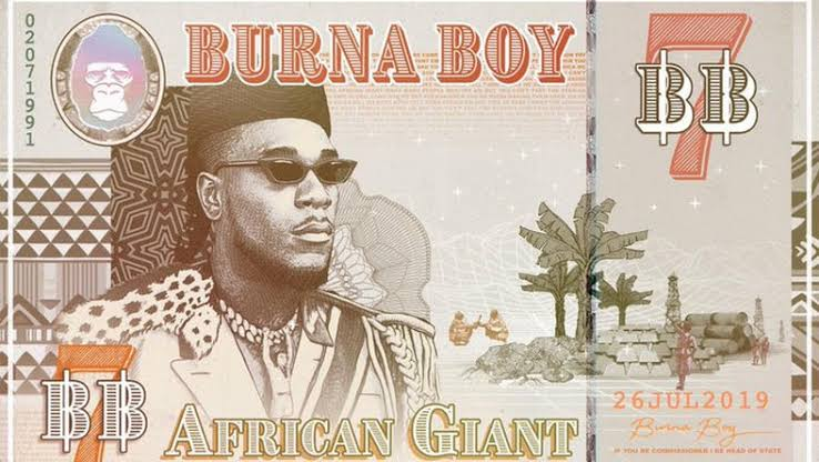 BURNA BOY: SEVERAL NIGERIANS Have Gotten Grammy awards - Kemi Olunloyo