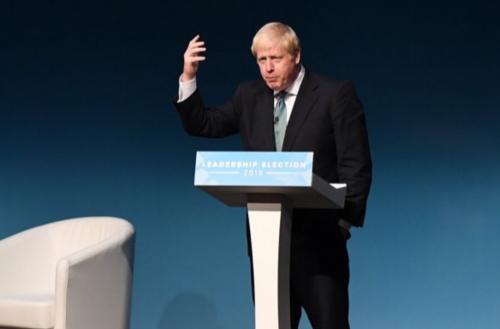 Boris Johnson Wins Parliamentary Majority