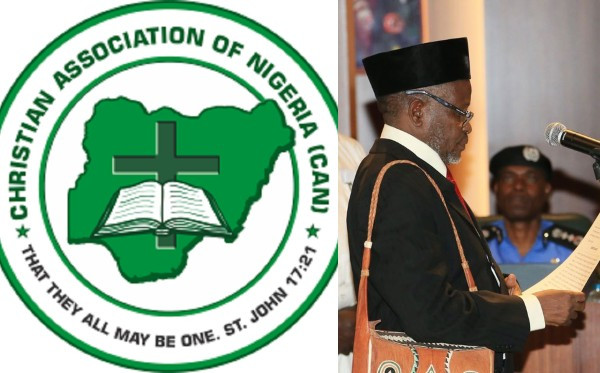 CAN Calls For Tanko's Removal As Chief Justice Of Nigeria