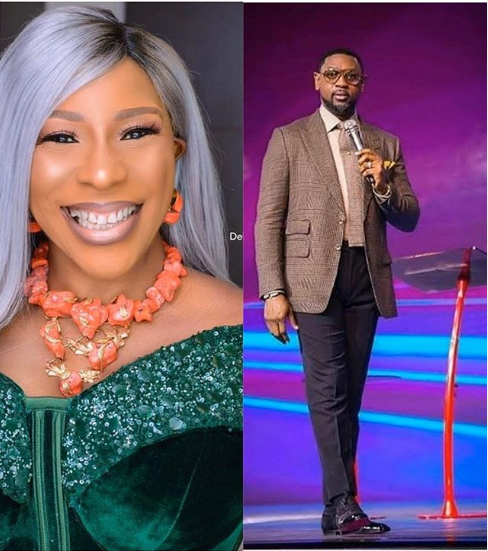 Pastor Biodun Fatoyinbo In Another Sex Scandal With Female Pastor?