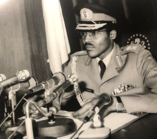 Major General: It Is Personal Hatred Towards Buhari- Garba Shehu