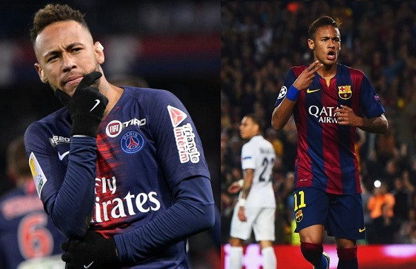 Neymar Sues His Former Club Barcelona