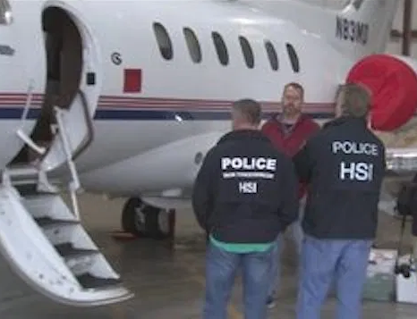 US Seizes Private Jet Belonging To Nigerian Facing Trial In New York (Photo)