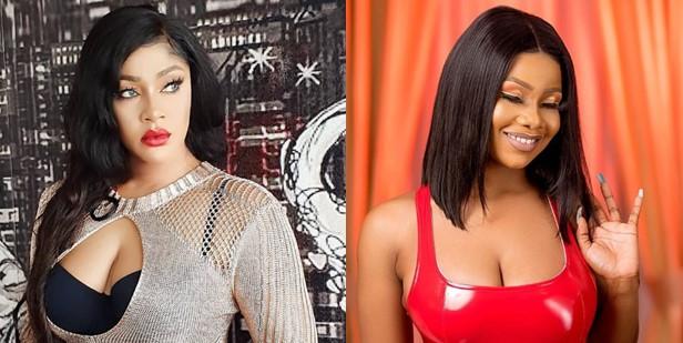BBNaija's Tacha Shades Angela Okorie, Jaruma