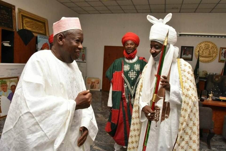 Emir Sanusi Given 2 Days To Accept Or Reject Appointment As Head Of Kano Chiefs'