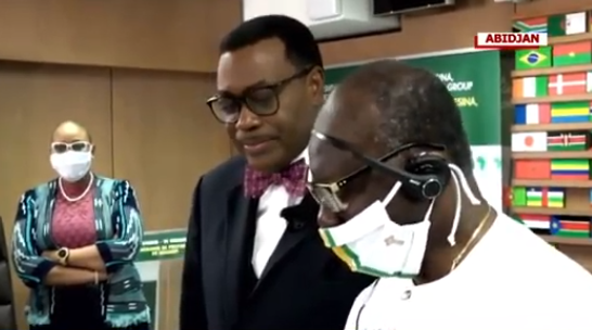 JUST IN: Adesina Sworn-in As AfDB President For 2nd Term, Rolls Out Vision