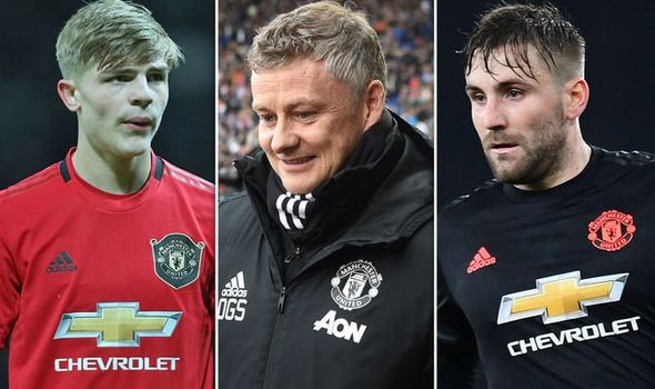 Luke Shaw And Brandon Williams Unhappy With Solskjaer's Latest Left-Back Plan
