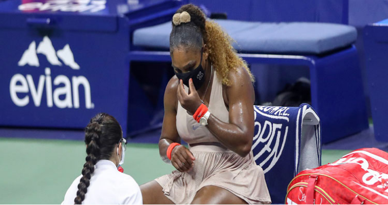 Serena Willams Pulls Out Of WTA Tournament In Rome