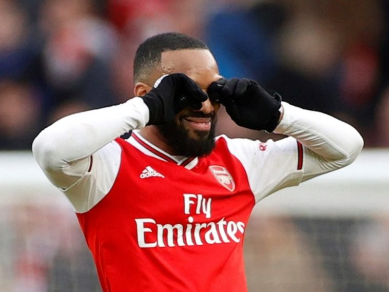 Update On Alexandre Lacazette Future Emerges After Agent's Transfer Meeting