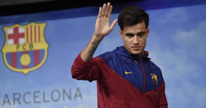Coutinho Gives Condition For Signing New Barcelona Contract